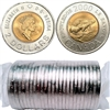 2000 Canada Knowledge Two Dollar Original Roll of 25pcs