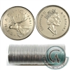 2001-P Canada 25-cent Original Roll of 40 pcs -