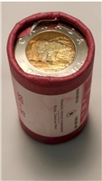 2005 Canada Two Dollar Original Roll of 25pcs