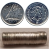 2008 Canada 10-Cents Original Roll of 50pcs