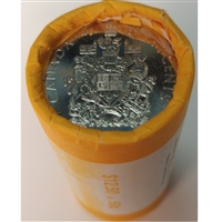 2009 Canada 50-Cent Special Wrap Roll of 25pcs