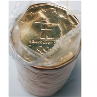 2010 Canada Inukshuk Olympic Dollar Original Roll of 25pcs.