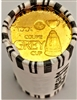 2012 Canada 100th Grey Cup CFL Dollar Roll of 25pcs.