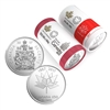 2017 Canada 50-cent Coat of Arms & Canada 150th Special Wrap Rolls