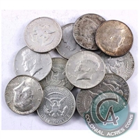 1965-1969 Scrap Clad U.S. Halves (The price quoted is per coin.)