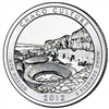 2012 D Chaco Culture USA National Parks Quarter Brilliant Uncirculated (MS-63)