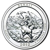 2012 P Denali USA National Parks Quarter Brilliant Uncirculated (MS-63)