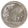 2015 S Kisatchie USA National Parks Quarter Brilliant Uncirculated (MS-63)