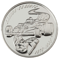 1998 Canada 50-cent Grand Prix Sterling Silver Coin (Impaired)