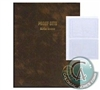 Unimaster Canada Proof Like Set Brown Vinyl Binder