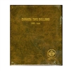 Two-Dollars 1996-Date Unimaster Brown Vinyl Coin Binders
