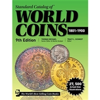 World Coins 1801-1900 Standard Catalog of World Coins (9th Edition).