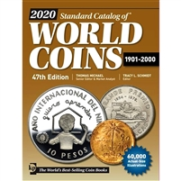2019 Standard Catalogue of World Coins 1901-2000 (47th edition)
