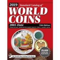 2019 Standard Catalogue of World Coins, 2001-Date, 13th Edition