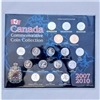 2007-2010 Vancouver Olympics Canada Board With Coins - Square Style