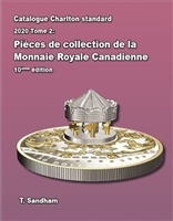 FRENCH Catalogue Charlton standard tome 2 collection de la Monnaie Royale Canadienne
