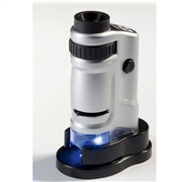 20-40x Magnification Zoom Microscope with LED (Ref #305995)