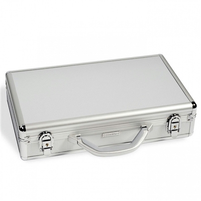 (Pre-Order) Empty Numis Aluminum Coin Tray Case - Holds up to 6 blue TAB trays (not included)