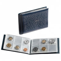 Numis Coin Wallet for 48 coins (up to 33mm) - POCKETMBL 314775.
