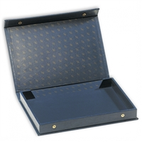 Numis Coin Jewel Box EMPTY. Can hold up to 4 blue TAB Trays