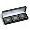 Numis Quadrum Square Coin Box for 3x Square Quandrum Capsules NobileQ3