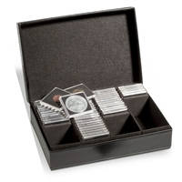 Presidio Storage Box for Quadrum Coin Capsules or 2x2 coin holders