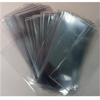 50 x Bill Holders Small (for 25-cent Shinplasters) - 50 holders