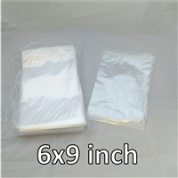 100x Re-closeable Bags 6x9 inches (2 mil).