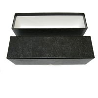 "8 1/4"" Single Row Storage Box - fits Crown or ICCS Certified Coins."