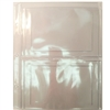 2pkt Replacement pages for Unimaster Brown Albums.
