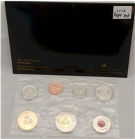 2004 Canada The Poppy Test Token Variety Proof Like Set