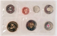 2006 Canada Test Token Variety Proof Like Set