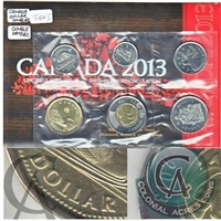 2013 Canada Type 3 Uncirculated Proof Like Set