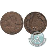 1857 Flying Eagle USA Cent VG-F (VG-10)