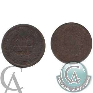 1866 USA Cent Good (G-4)