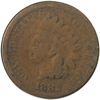 1882 USA Cent About Good (AG-3)