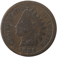 1886 Var. 2 USA Cent Good (G-4)