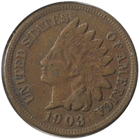 1903 USA Cent Very Fine (VF-20)