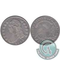 1813 USA Half Dollar F-VF (F-15) $