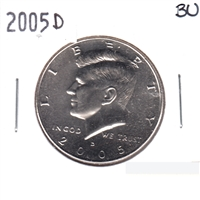 2005 D USA Half Dollar Brilliant Uncirculated (MS-63)