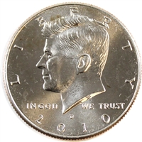 2010 D USA Half Dollar Brilliant Uncirculated (MS-63)