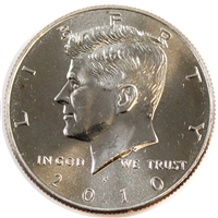 2010 P USA Half Dollar Brilliant Uncirculated (MS-63)