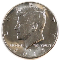 2015 D USA Half Dollar Brilliant Uncirculated (MS-63)