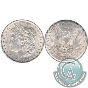 1896 USA Dollar UNC+ (MS-62) $