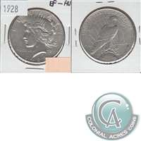 1928 USA Dollar EF-AU (EF-45) $