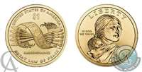 2010 D Native American USA Dollar Brilliant Uncirculated (MS-63)