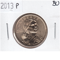 2013 P Native American USA Dollar Brilliant Uncirculated (MS-63)