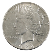 1928 USA Dollar Brilliant Uncirculated (MS-63) $