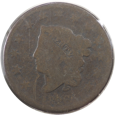 1826 USA Cent About Good (AG-3)