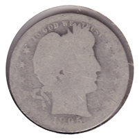 1895 S USA Quarter Filler